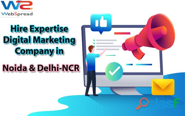 Hire Expertise Digital Marketing Company in Noida & Delhi NCR