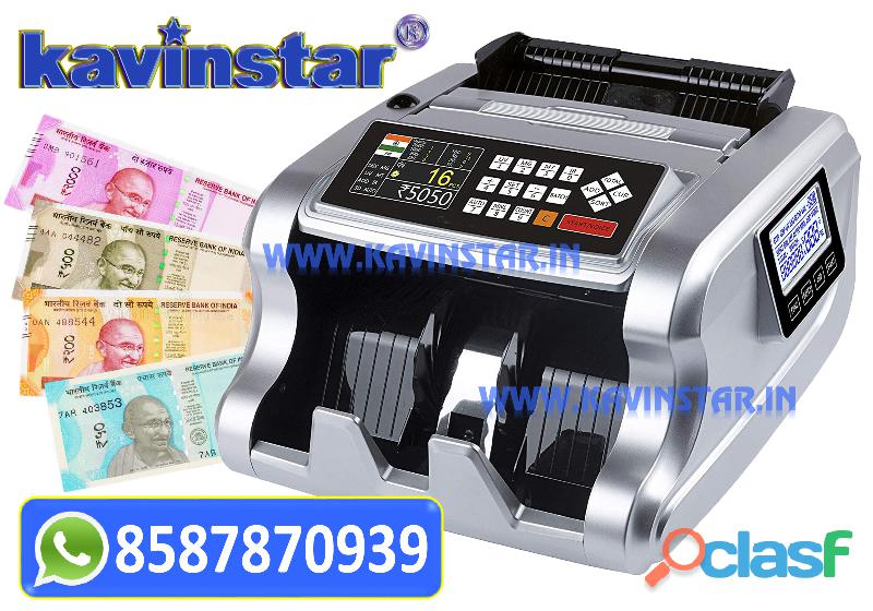 Note counting machine suppliers mathura