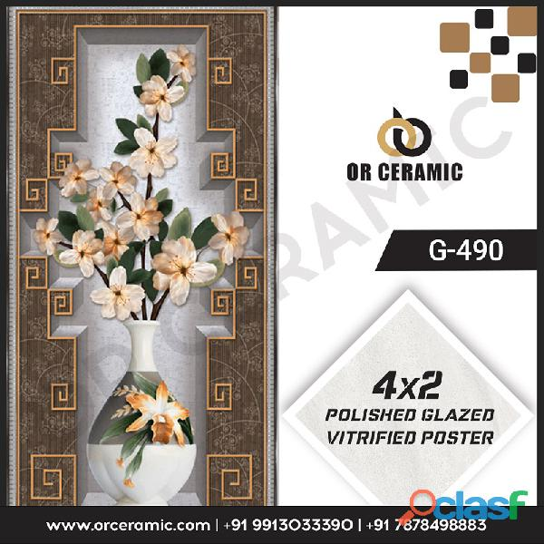 Poster Tiles   Ceramic Wall Tiles Manufacturer & Dealers in Punjab, Bihar