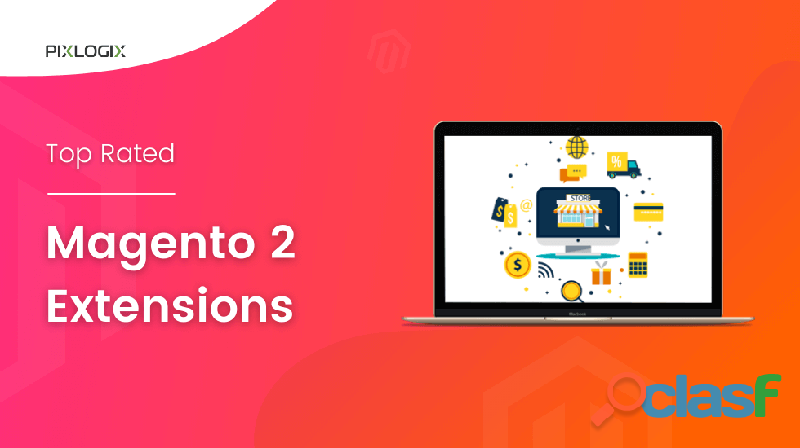 Upgrade your online store with best magento 2 extensions