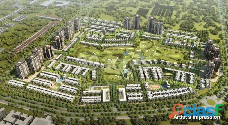 Godrej evoke – luxury 4bedroom villas near pari chowk greater noida