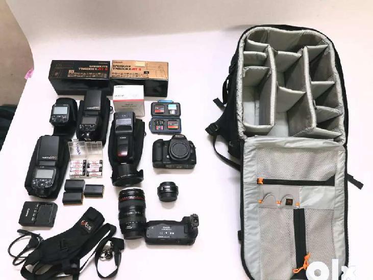 Canon 5d mark iii complete kit