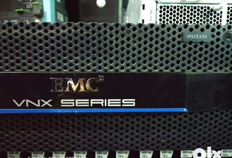 Emc 2 vnx 5100 storage at lowest rate