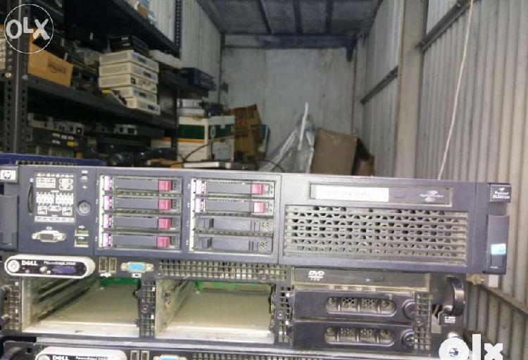 Hp dl180 g6 server with warranty at lowest rate
