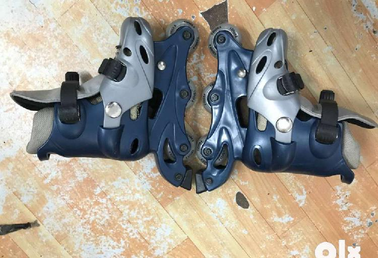 Kids skates in excellent and good condition.