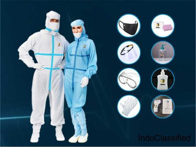 Personal protective equipment (ppe) kit manufacturer and