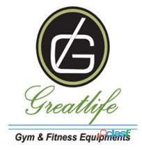 Fitness equipment showroom in ghaziabad