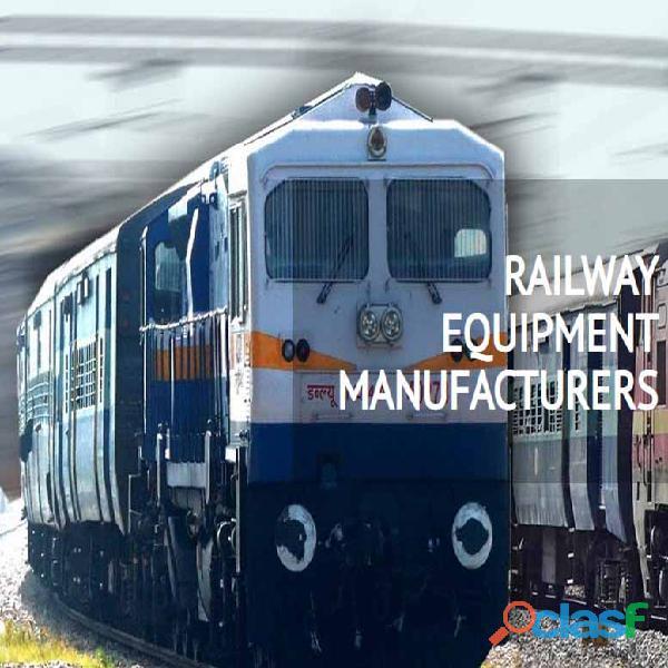 ALCO Locomotive Spare Parts Manufacturers in India