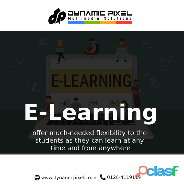 e learning courses development company in Ghaziabad, India