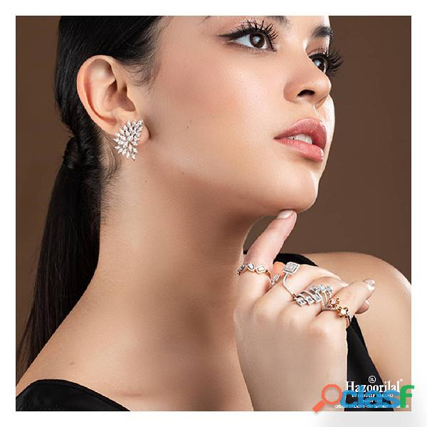 Hazoorilal solitaire jewellery in delhi