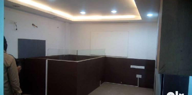 700 sq.feet semi furnished office for rent in cbs kolhapur.