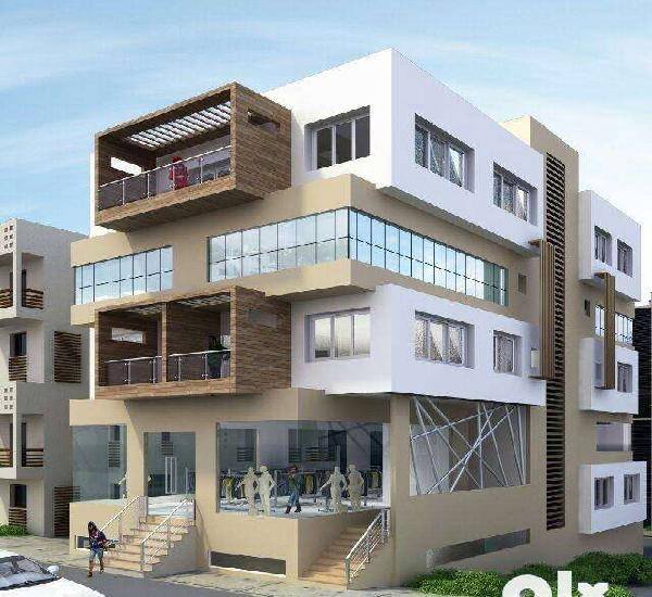 Commercial space for rent in shahupuri