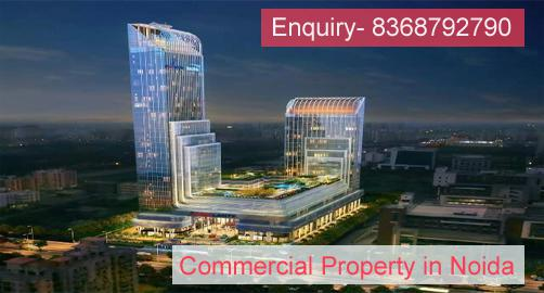 Commercial Office Space in Noida Extension for Sale