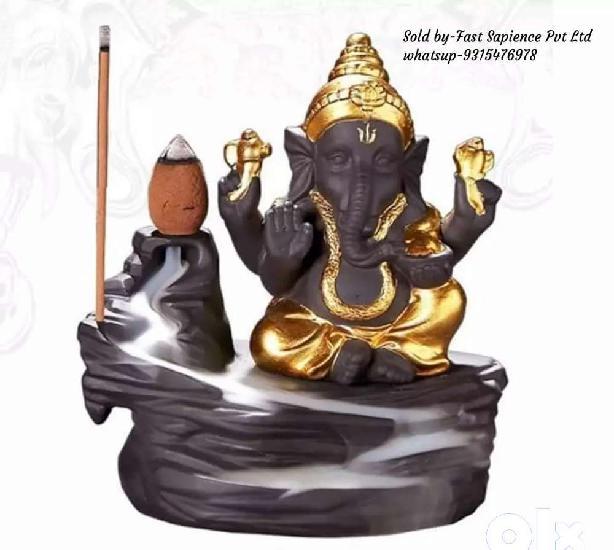 Ganesha backflow fog burner