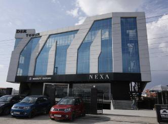 Nexa showroom dd motors dehradun