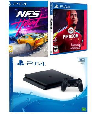 Offer new ps4 console and ps4 games offer