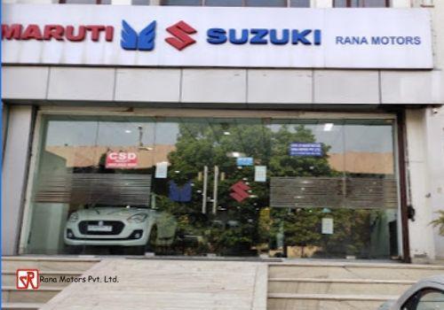 Visit rana motors arena showroom in delhi for best offers