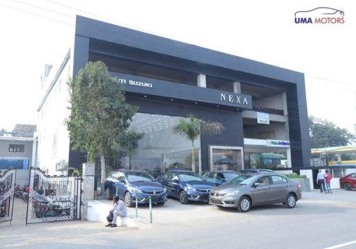 Visit uma motors nexa mathura showroom for best deals