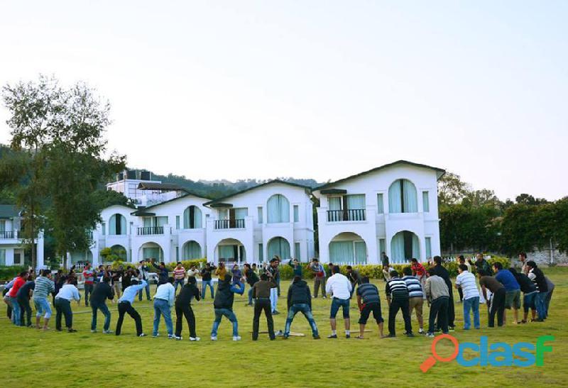 Best resorts in jim corbett – hridayesh resort in jim corbett