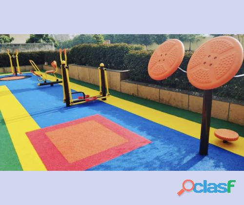 Playground equipment manufacture