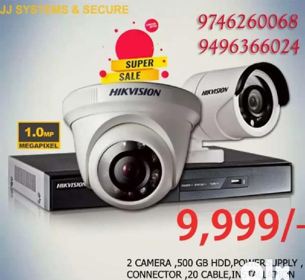 Cctv cameras sales and installation