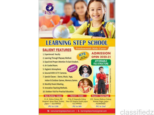 Learning step school jaipur
