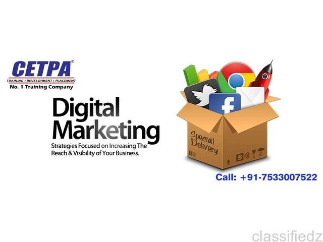 Learn digital marketing at your own pace just in 12 weeks