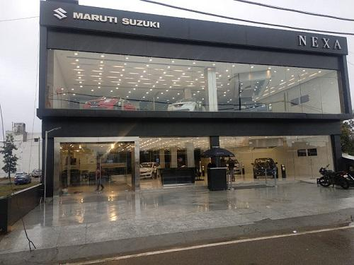 Maruti car best price gateway of amritsar