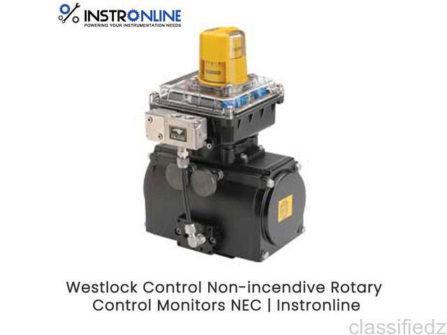 Westlock control non-incendive rotary control monitors nec  
