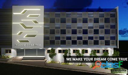 Naish college bangalore courses | naish college courses