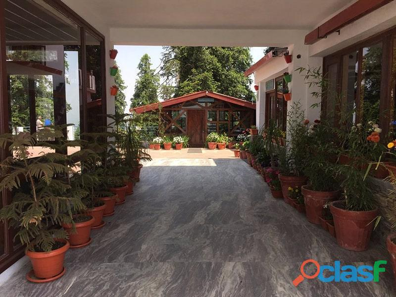 The Hermitage Resort in Kanatal – Weekend Getaways in Kanatal