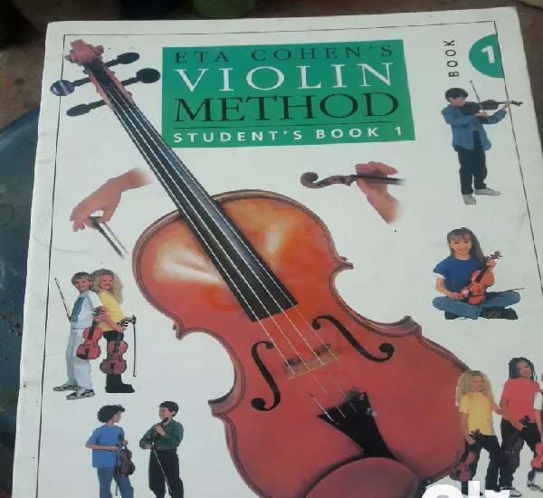 Violin classes western notations