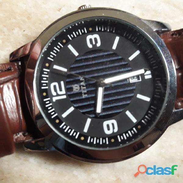 New Titan Watch