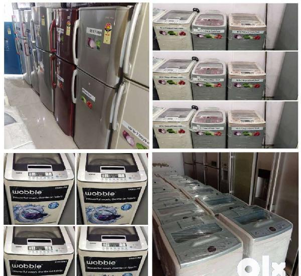 Best 5 year warranty washing machine // fridge available