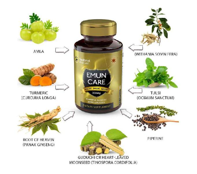 What does an immunity boosting supplement have?