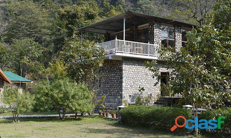 Best Adventure Resort in Jim Corbett | The Wild Heritage Marchula Ramnagar