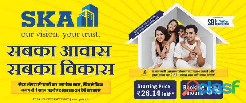 SKA Metro Ville Greater Noida