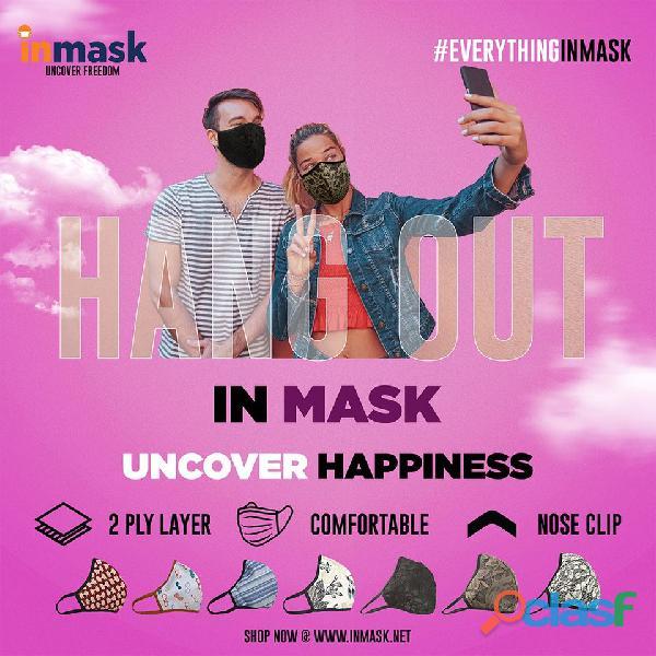 Best quality designer face masks