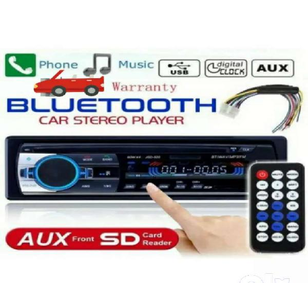 Car mp3 player with bt