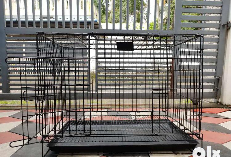 Pet cage . 36inch. very good condition