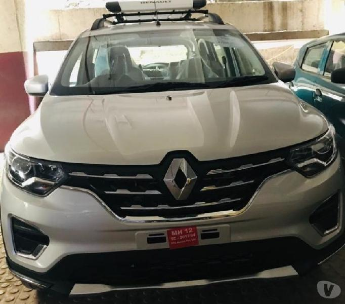 Renault triber 6+1 automatic for rent