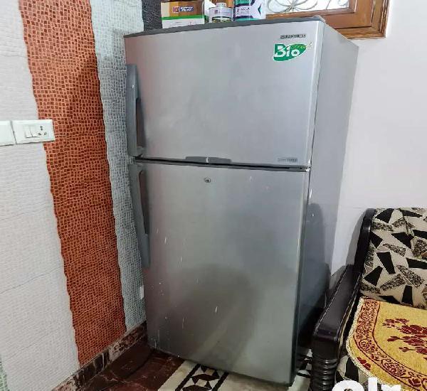 Samsung 440 ltr silver nano refrigerator
