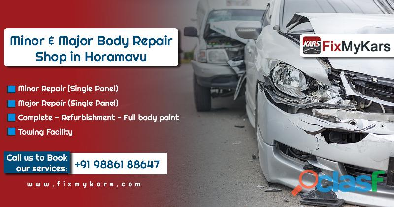 Car Towing Services in Bangalore   FixmyKars