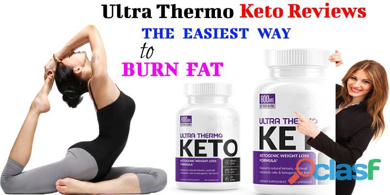 Ultra Thermo Keto UK