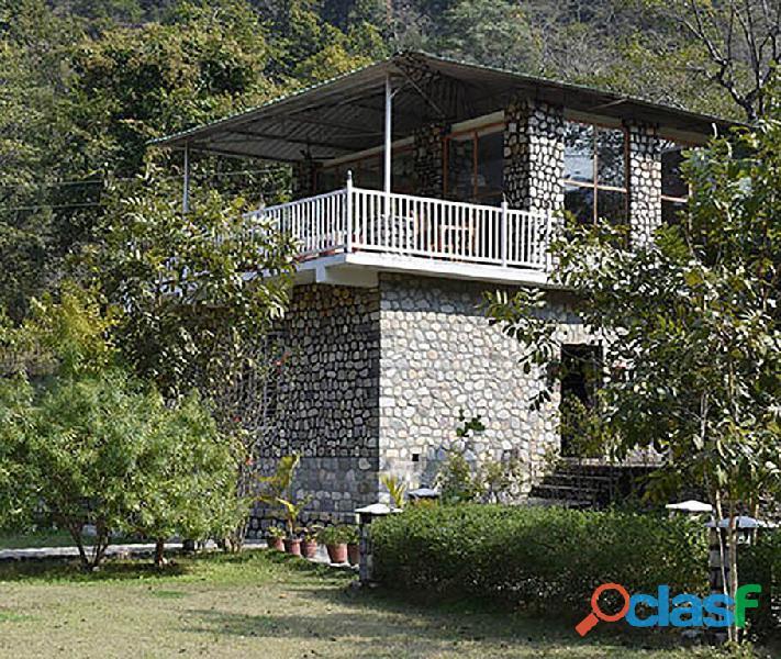 Best Riverside Resort in Jim Corbett | The Wild Heritage Resort Customer Care Number