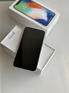 Apple iphone x 64gb whiteunlocked brand new chat 9643390259