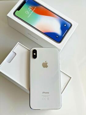 Brand newsealed original unlocked iphone x 256gb available