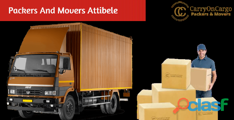 Packers And Movers Attibele   Carry On Cargo