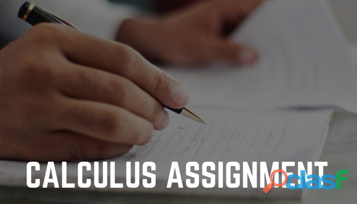 BookMyEssay   The Best Place to Buy Calculus Assignment Help