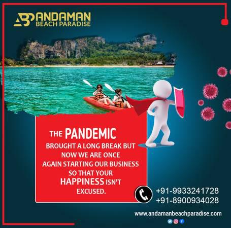 Andaman tour package - travel/vacation services